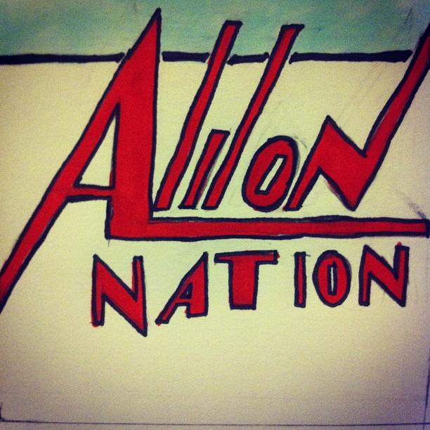 AliloNation Logo