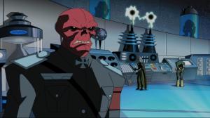 אפילו Red Skull חושב שזו מזימה מטופשת... והוא דמות בדיונית!